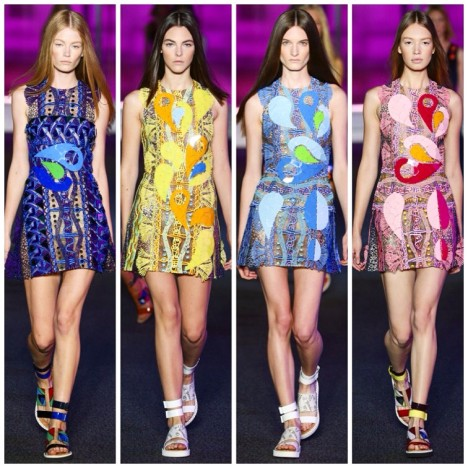 Spring.Summer 2015 Peter Pilotto 4