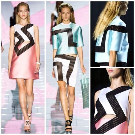 Spring.Summer 2015 Versace 2