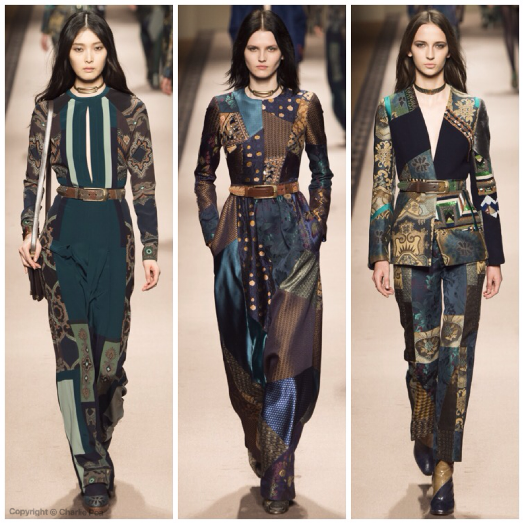 best service 09c73 2373c Autumn/Winter 2015-16 Etro - Charlie Pea