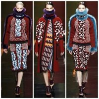 Autumn/Winter 2013-14 Peter Pilotto
