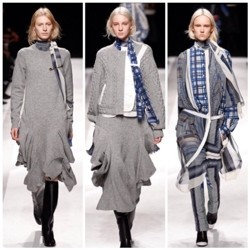 Autumn/ Winter 2014-15 Sacai